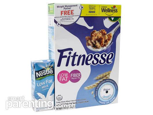 Nestle Fitnesse