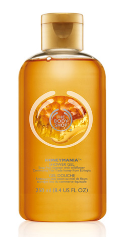 Honeymania Body Scrub