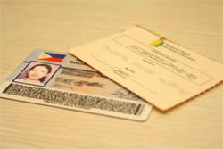 SSS & Philhealth cards