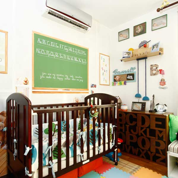 4 Tips on Decorating Your Child's Room