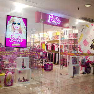 Around Town: The Barbie Flagship Store in Shangri-La Mall