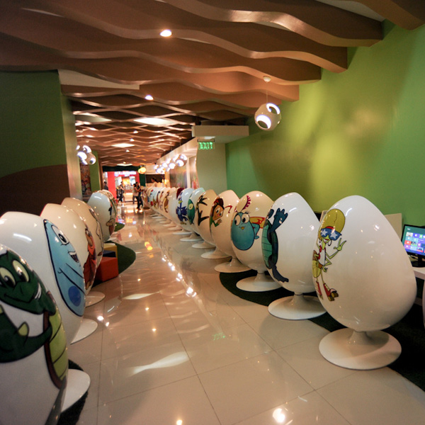 Around Town: Cackleberries in SM Megamall