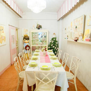 Around Town: Precious Moments Restaurant & Gift Shop in Makati