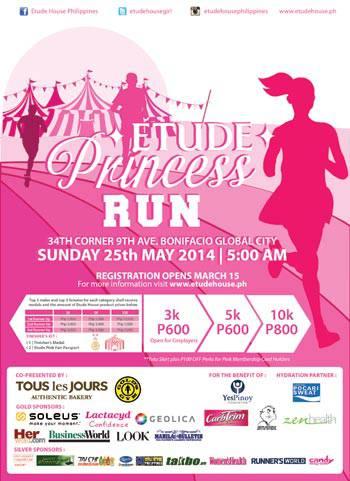 Etude Princess Run