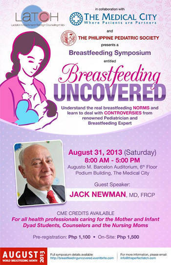 Breastfeeding Uncovered