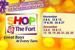 Shop @ The Fort