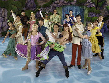 Disney On Ice: Princesses and Heroes