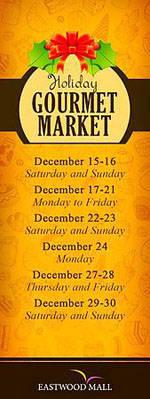 Holiday Gourmet Market