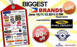 Biggest Brands Sale