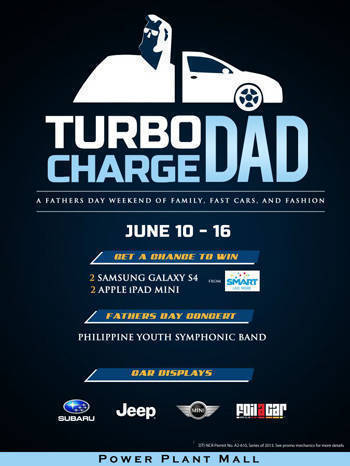 Turbo Charge Dad