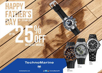 Technomarine sale