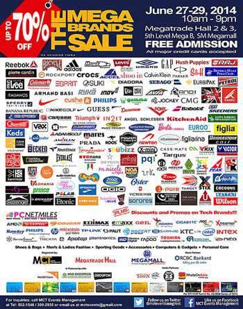 8th MegaBrands Sale