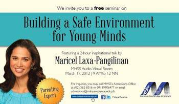 Building a Safe Environment for Young Minds