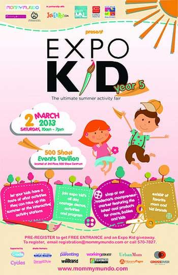 Expo Kid 2013