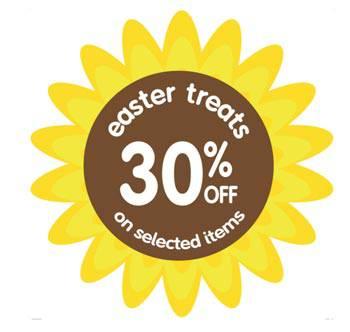ELC Easter Sale