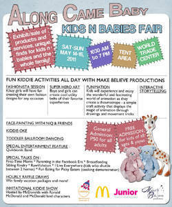 Along Came Baby Kids N Babies Fair