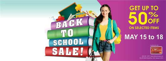 Robinsons back to schools ale