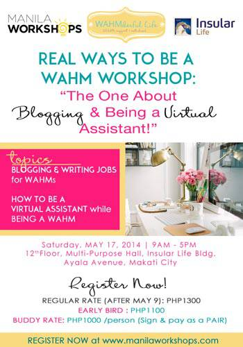 real ways to be a wahm