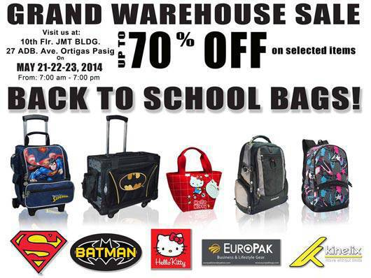 warehouse sale school supplies