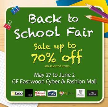 Back-to-school fair at Eastwood
