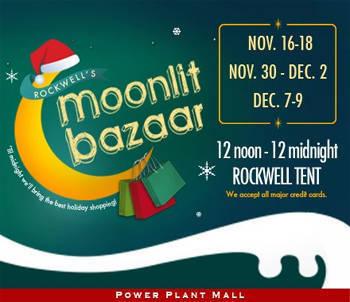 Moonlit Bazaar