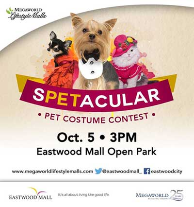 Spetacular Pet Costume Contest