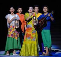 Bayanihan Dancers