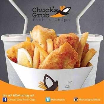 Chuck's Grub Fish & Chips