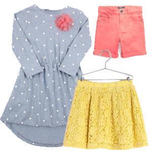 2014 Fashion Trends for Kids' Wear