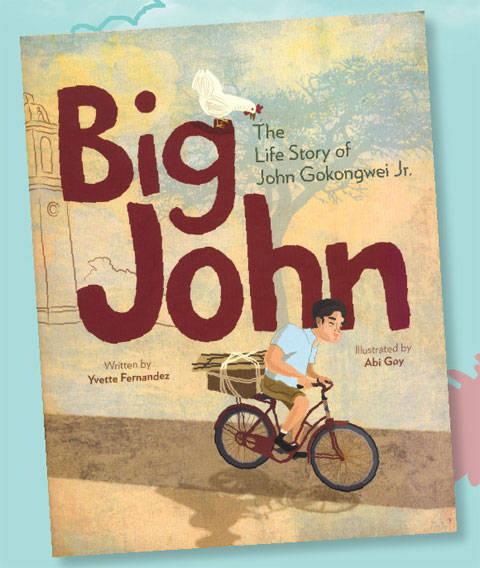 Big John book