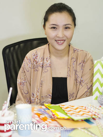 Cai Sio of Paper Chic Studio