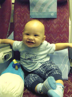 baby airplane