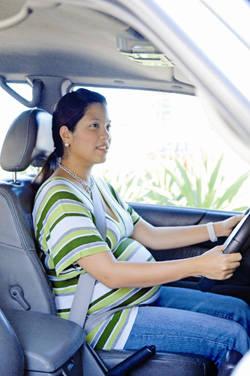 preggy driver