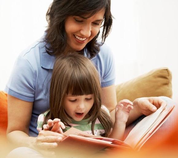 mom daughter book