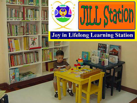 Joy in Lifelong Learning Station