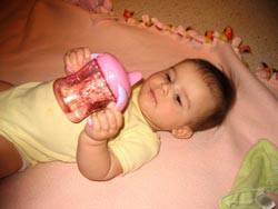 baby sippy cup