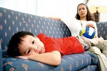 boy sofa