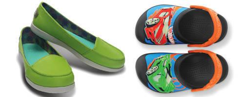 New Crocs, New You
