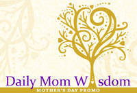 daily mom wisdom logo