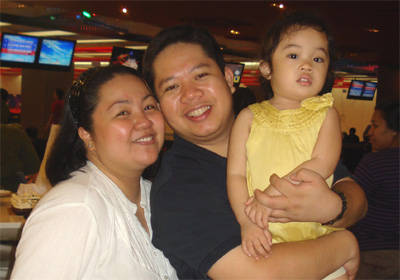 dela Cruz family