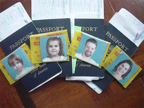 family passport
