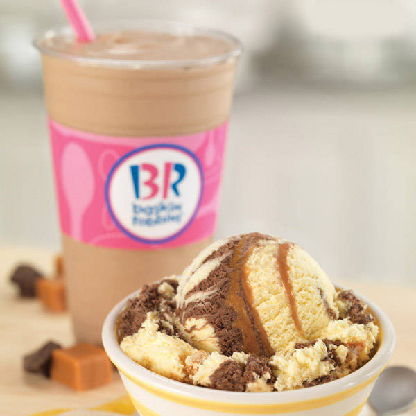 10 Must-Try Ice Cream Flavors from Baskin-Robbins