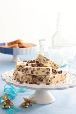 Choco and Cream Ice Cream Cake
