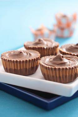 Homemade Choco Peanut Butter Cups