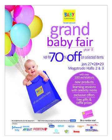 grand baby fair 2012