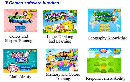 Genius bundled software