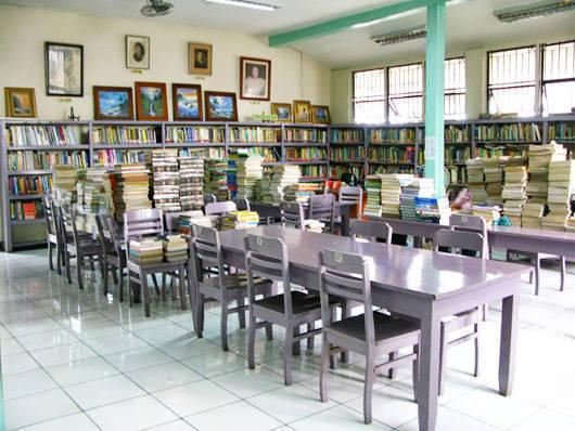 Isidro mendoza public library
