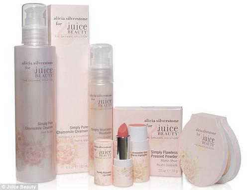 Juice cosmetics