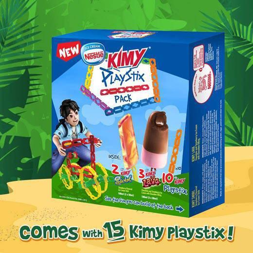 KIMY Playstix