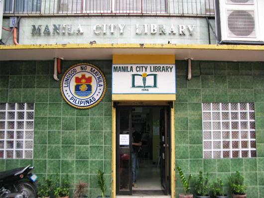 Manila City Library